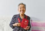 省級勞動模范劉觀芝:共產黨員就要當先鋒做模范