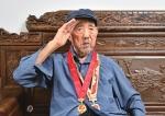 98歲老黨員劉金房:戰爭年代九死一生 和平年代深藏功名