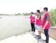 武城:400余志愿者巡湖防溺水