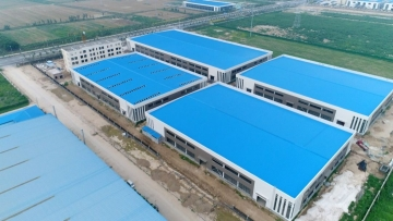 新加坡集华工业公司 新加坡(新宝)年产40万套电动、气动阀门项目