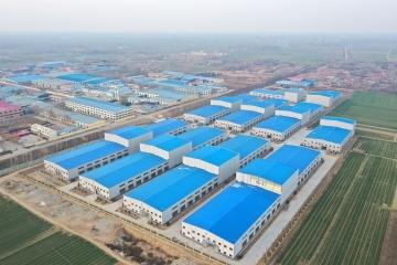 宁津泽宁建设工程有限公司 宁津县绿色智享铸造产业园项目