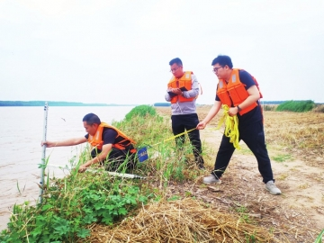 齐河县统筹调度  做细做实防汛备汛工作