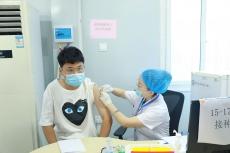 加快疫苗接种构建全民免疫屏障