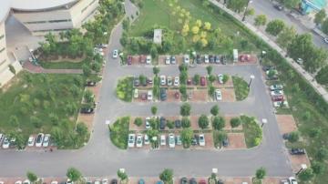 平原县:规范停车 让城市管理更精细