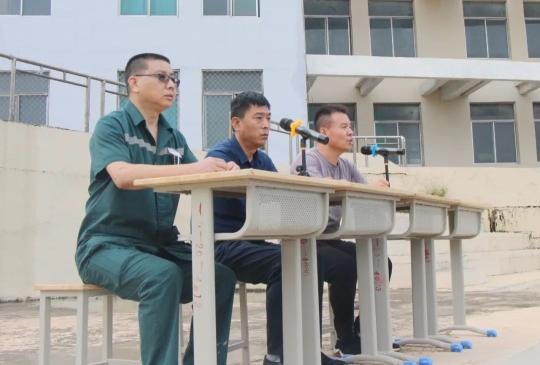 陵城區人民醫院到陵城第一中學開展急救知識進校園活動