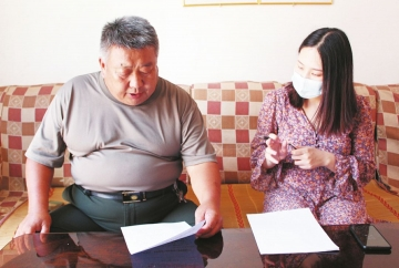 """陵城区总工会:降低水电气暖价格 办好困难职工""""柴米油盐""""事"""