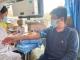 391人献血九万余毫升——夏津县卫健系统组织无偿献血活动