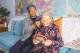 """101歲""""老壽星""""呂秀榮:保持良好心態,家庭氛圍要溫馨"""