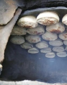 几代人的美味回忆 乐陵马蹄烧饼