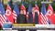 朝鲜最高领导人金正恩与美国总统特朗普12日上午在新加坡举行会晤