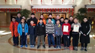 一场省级围棋比赛4人升5段 德州天元围棋学校创历史佳绩