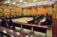 市十八屆人大三次會議主席團舉行第三次會議