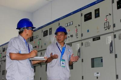 潘皋正:扎根丁东水库20余年,悉心守护市区供水安全