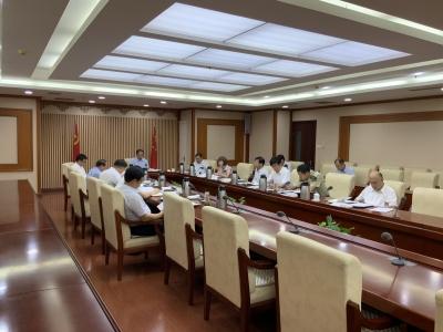 市委常委会召开会议  研究重大项目落地推进机制和招商引资工作