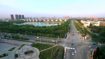 齐河绿化覆盖率达40.14%!城在林中道在绿中人在景中