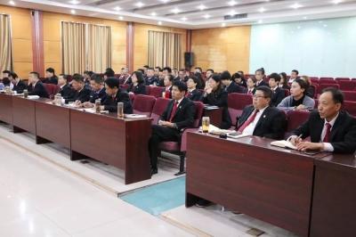 【主题教育】乐陵法院开展形势政策教育和先进典型教育