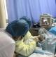 德州市中医院成功开展首例超声引导下股静脉PICC置管术