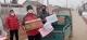 陵城区:为贫困家庭发放24余万元防疫物资