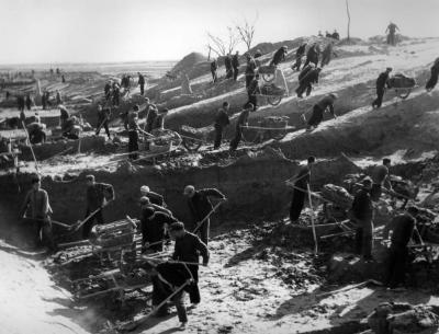 上世纪70年代末,德州发起马西会战:数十万人奋战3年,百万亩瘠地变方田