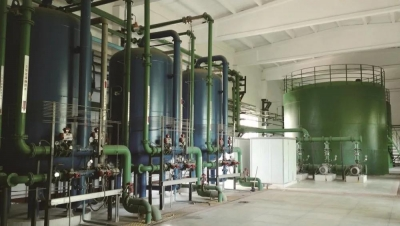 德州运河经济开发区:华能国际电厂循环用水处理项目开工