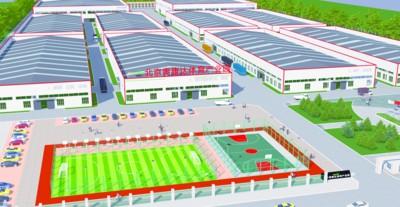 """庆云:盐碱地""""长""""出产业集群   142家体育制造及销售企业年产值破40亿元"""
