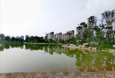 夏津在城区黄金地块建起23处休闲公园:市民推窗赏景起步入园