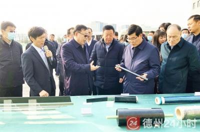 观摩手记之齐河县:优质项目支撑高质量发展