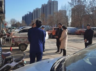"""庆云:""""三个强化""""保市场安全"""