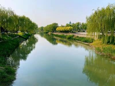 陵城区两河湖获评省市级美丽示范河湖
