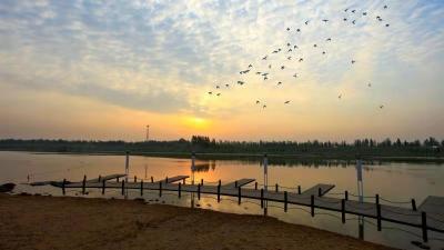 减河湿地公园获评国家湿地公园!