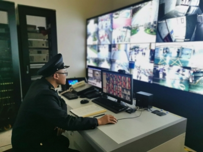 为民办实事 | 剑指消防险情和高空抛物:德城建成497个智慧安防小区