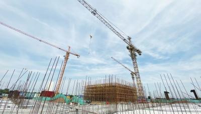 """奋斗百年路 启航新征程   运河经济开发区:项目建设跑出""""新区速度"""""""