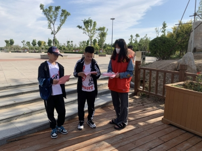 武城:400余巡湖志愿者筑起防溺水安全屏障