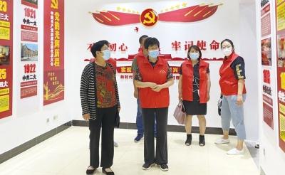 陵城区残联开展红色之旅绿色骑行活动 学党史亲自然悦身心