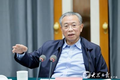 刘家义在日照调研时强调 深化改革创新 扎实为民办事 确保党中央决策部署落实落地