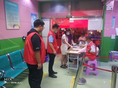 庆云:志愿力量让疫苗接种更暖心