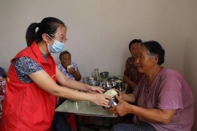 宁津保店镇:建好农村幸福院 让老人幸福度晚年