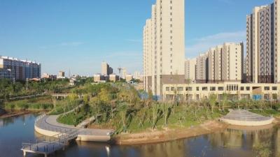 """武城:""""口袋公园""""让群众乐享生活"""