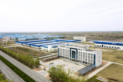聚焦重点项目 助推高质量发展 | 庆云:绿色为底澎湃经济新动能
