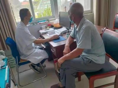 庆云:慢性病患者家门口享医保报销