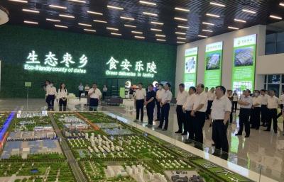 观摩手记之乐陵:把产业园区作为经济发展主战场