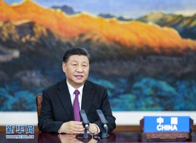 习近平在亚太经合组织领导人非正式会议上的讲话(全文)