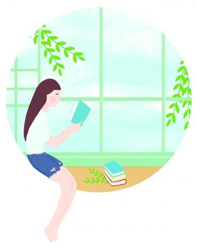 散文   任丽曼:盛夏读书 清凉如玉