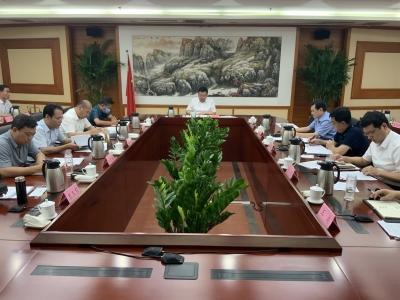 德州市新冠病毒疫苗接种工作推进会议召开 杨洪涛出席