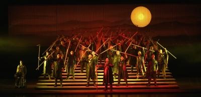 第四届中国歌剧节德州站开幕 原创民族歌剧《山茶花开》上演 讲述扶贫干部故事!